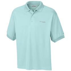 COLUMBIA PERFECT CAST POLO GULF_STREAM