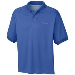 COLUMBIA PERFECT CAST POLO VIVID_BLUE