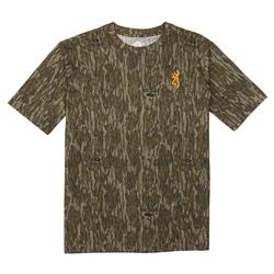BROWNING WASATCH-CB S/S T-S BOTTOMLAND