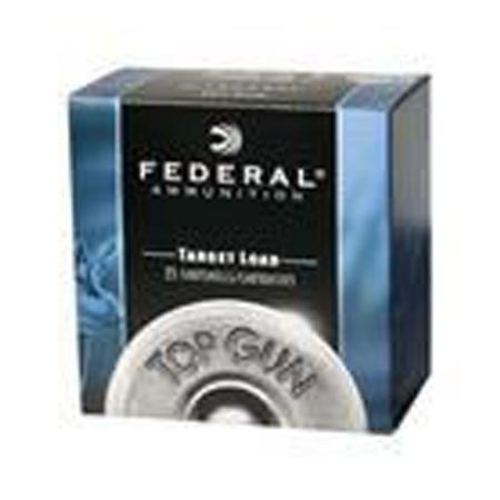 FED 12 GA. TOP GUN TARGET LOAD