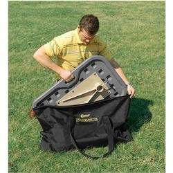 THE STABLE TABLE CARRY BAG BLACK