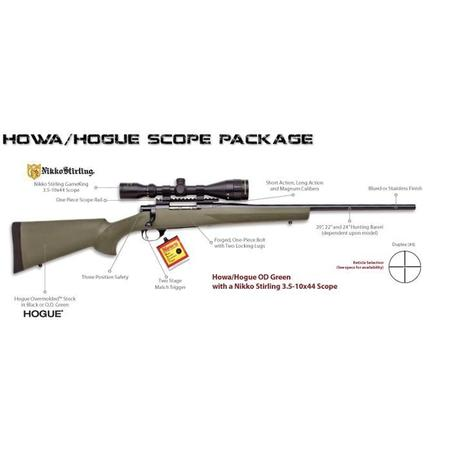 LEGACY HOGUE GAME KING PACKAGE