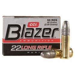 BLAZER RIFLE SHELLS 22_LR_50_RD