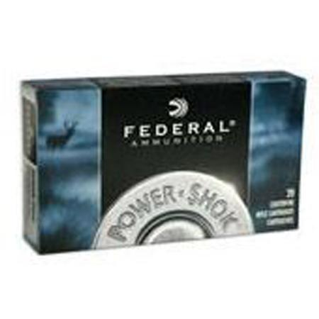 FEDERAL POWER-SHOK BUCKSHOT