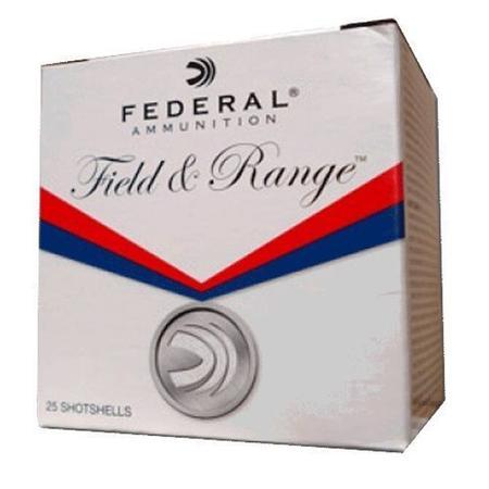 FEDERAL FIELD + RANGE STEEL