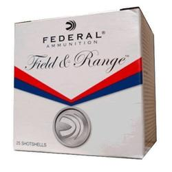 FEDERAL FIELD + RANGE 12 GA 1_1/8_OZ_3DR