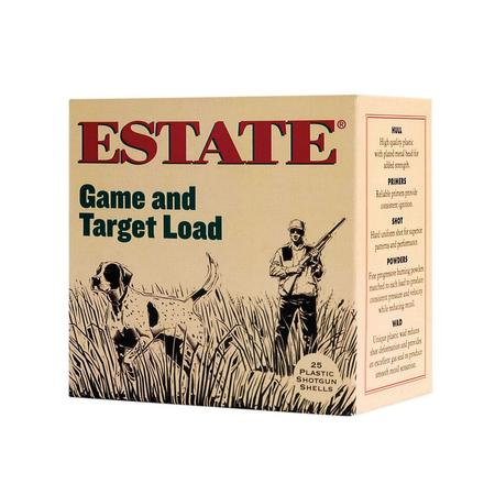 ESTATE 12 GA HEAVY GAME LOAD