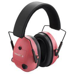 CHAMPION EDLECTRONIC EAR MUFF PINK