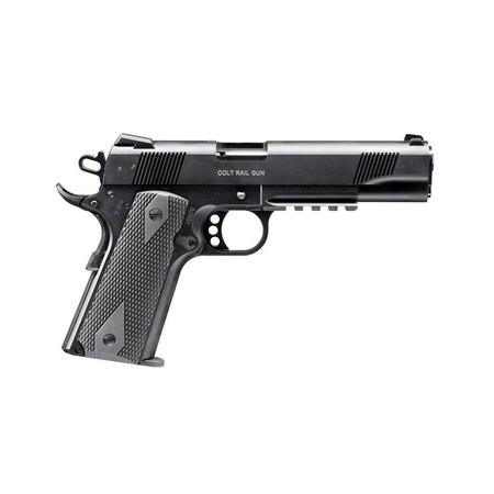 COLT 1911 RAIL GUN PISTOL