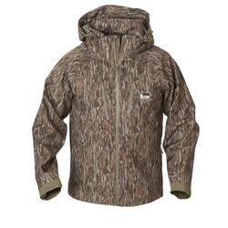BANDED FEATHER STRETCH JACKET BOTTOMLAND
