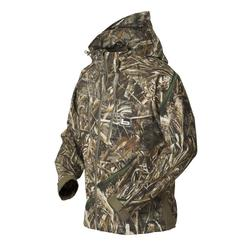 BANDED FEATHER STRETCH JACKET MAX5