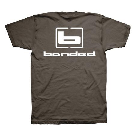 BANDED SIGNATURE S/S TEE