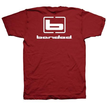BANDED FLYIN` COLORS S/S TEE