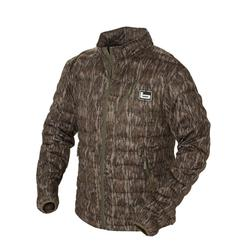 BANDED NANO DOWN JACKET BOTTOMLAND