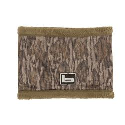 BANDED DOUBLE LAYER NECK GAITER BOTTOMLAND