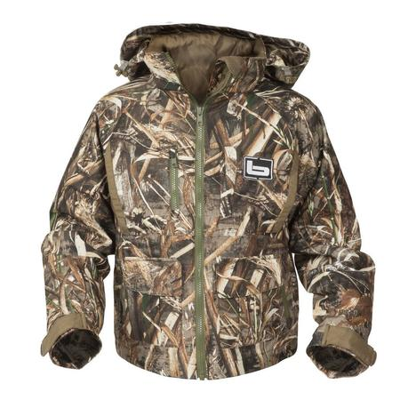 BANDED WHITE RIVER YTH JACKET