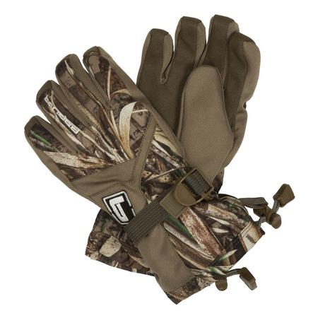 BANDED WHITE RIVER YTH GLOVE