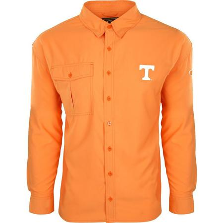 Drake Tennessee L/S Flyweight Shirt