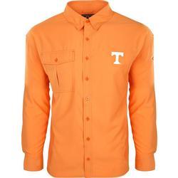 Drake Tennessee L/S Flyweight Shirt ORANGE