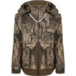 Drake Guardian Flex™ Full Zip Jacket - Fleece Lined TIMBER