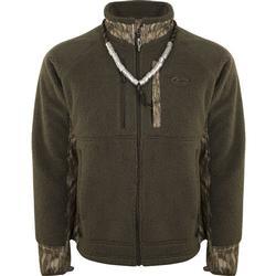 MST Sherpa Fleece Hybrid Liner Full Zip BOTTOMLAND