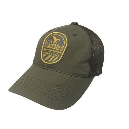 BANDED FOWL RANGER CAP