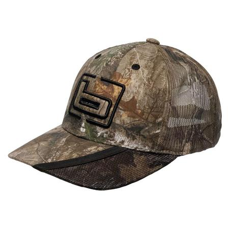 BANDED TECH TRUCKER CAP