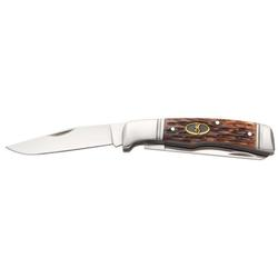 BROWNING JOINT VENTRUE KNIFE JIGGED_BONE