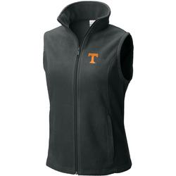 COLUMBIA COL GIVE + GO II VEST UT_CHARCOAL