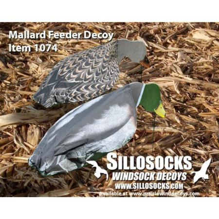 SILLOSOCKS MALLARD WINDSOCK