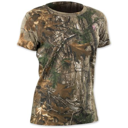 BROWNING T-SHIRT FOR HER S/S