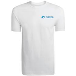 COSTA SIESTA S/S T-SHIRT WHITE