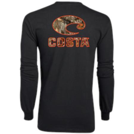 COSTA REALTREE CAMO L/S T-SHIRT