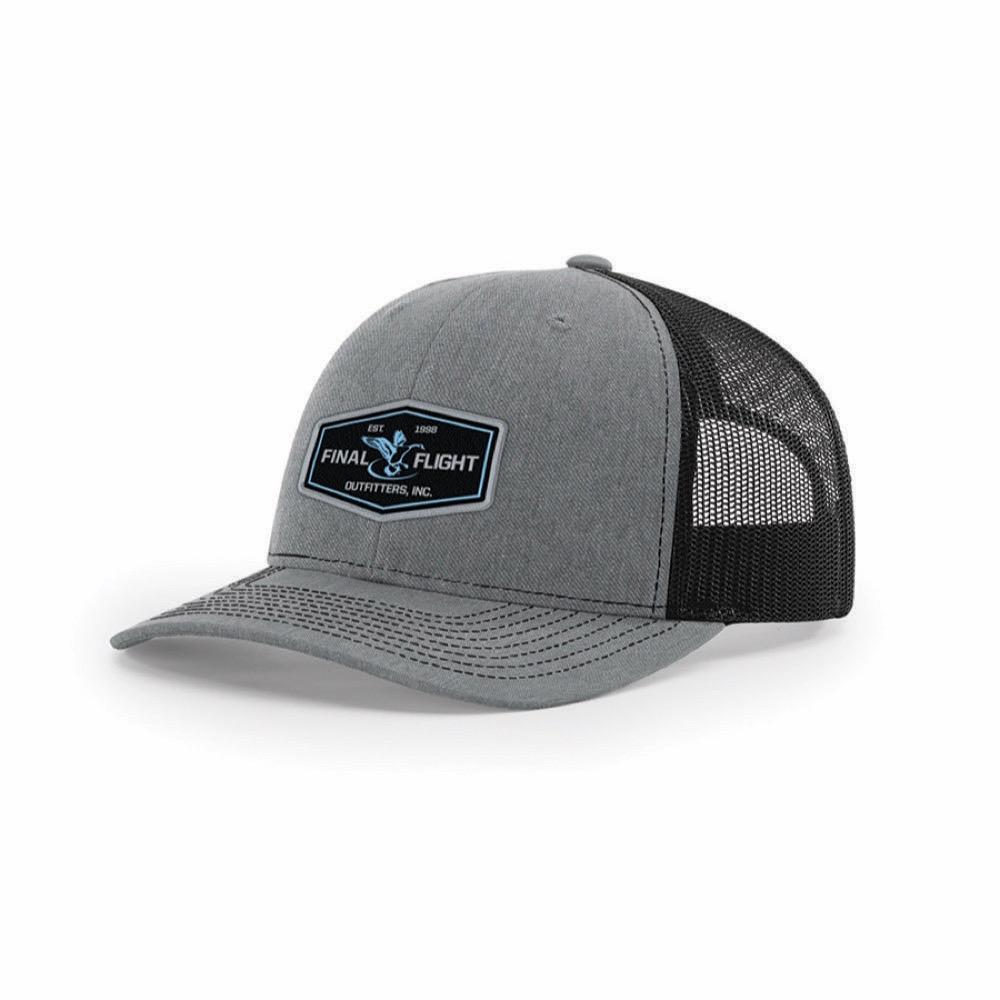 78272e527 Final Flight Outfitters Inc.| Richardson Flight 112 Patch Mesh Back Hat
