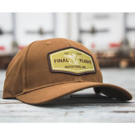FLIGHT 309 PATCH HAT