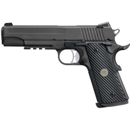 SIG SAUER 1911 TACOPS THREADED