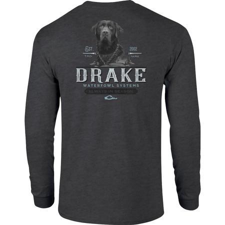DRAKE LAB L/S T