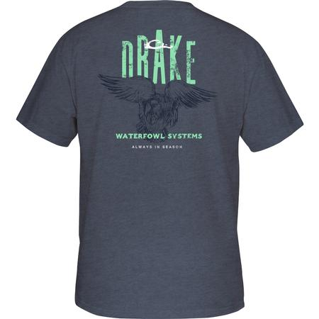 DRAKE COMMITTED MALLARD S/S T