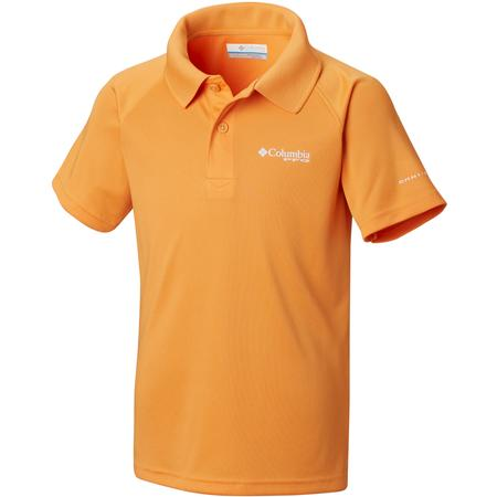 COLUMBIA YOUTH POLO SHIRT