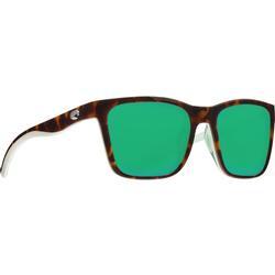 COSTA PANGA 580P GRAY TORTOISE GLASSES GREEN_MIRROR