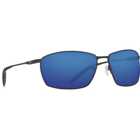COSTA TURRET 580P MATTE BLACK GLASSES