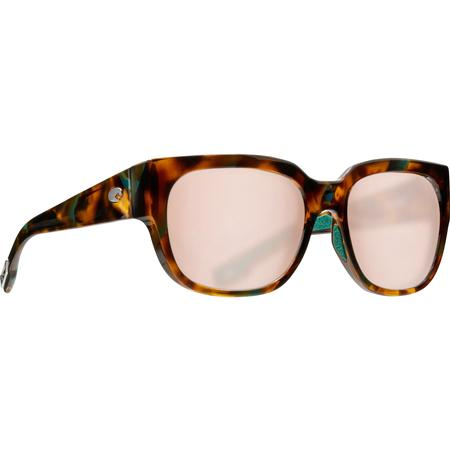 COSTA WATERWOMAN 580G PALM TORTOISE GLASSES