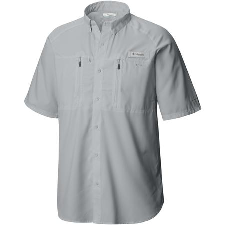 COLUMBIA TERMINAL TACKLE S/S WOVEN
