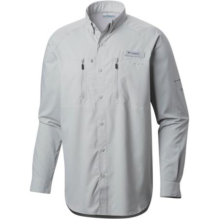 COLUMBIA TERMINAL TACKLE L/S WOVEN