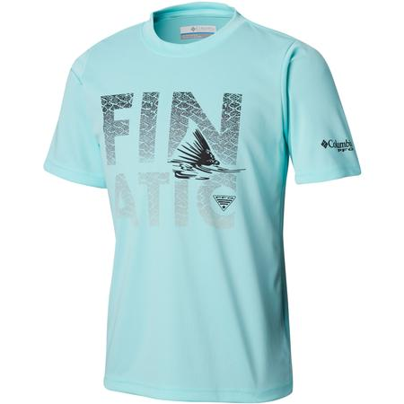 COLUMBIA YOUTH FINATIC S/S T