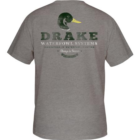 DRAKE GREENHEAD S/S T