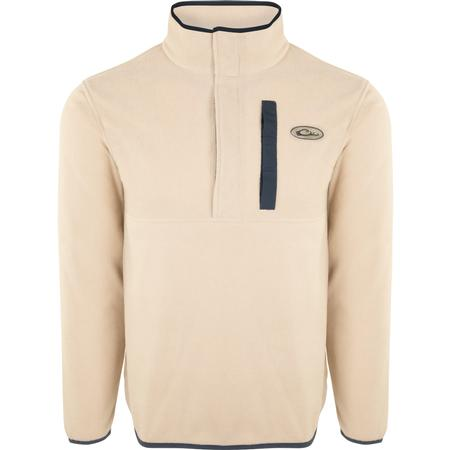 DRAKE CAMP FLEECE PULLOVER 2.0