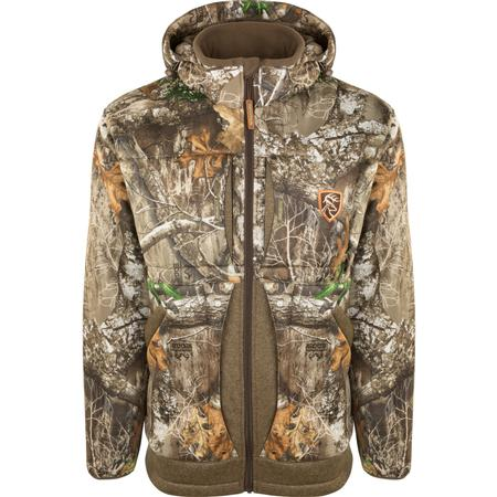 DRAKE NT STAND HUNTERS STAND SILENCER JACKET
