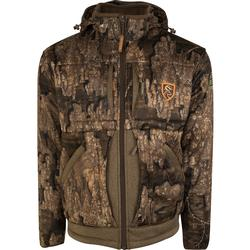 DRAKE NT STAND HUNTERS STAND SILENCER JACKET TIMBER