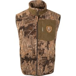 DRAKE NT MIDWEIGHT WINDPROOF LAYERING VEST TIMBER
